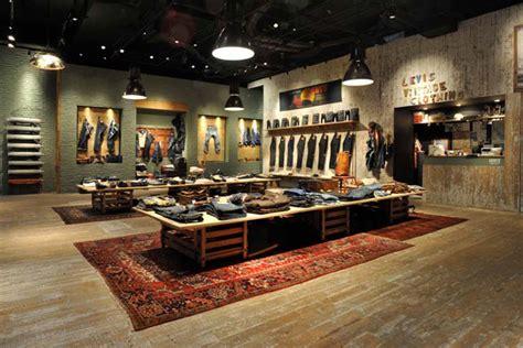 retail design levis retail design