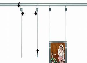 Accroche Cadre Sans Trou : systme accroche tableau stunning accrocher tableau sans ~ Premium-room.com Idées de Décoration