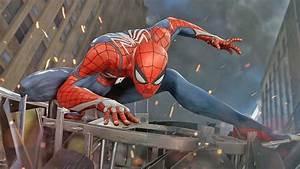 MARVEL'S SPIDER-MAN PS4 NOVO GAMEPLAY | #E3PLAYSTATION ...