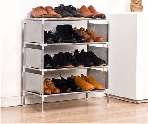 Jual Beli Rak Sepatu jual beli rak portable serbaguna n04 rak sepatu 4