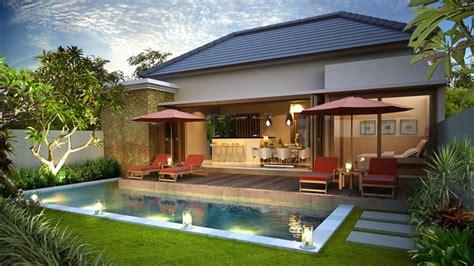 contoh design villa kontraktor villa bali renovasi
