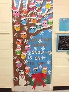 1000 ideas about Christmas Classroom Door on Pinterest