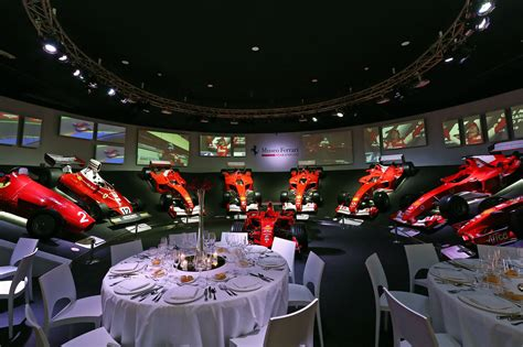 motorvalley  ferrari museum  maranello travel