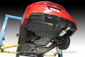 Greddy Evo3 Exhaust Civic Si Coupe 2012