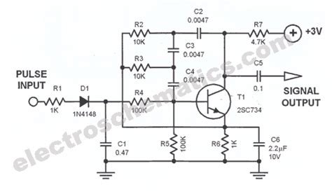 audio frequency generator circuit