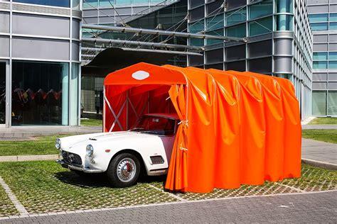 box per auto in pvc stameat box per auto cer e moto in pvc a chiocciola