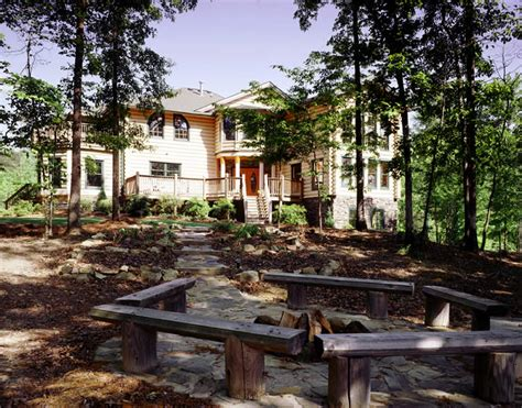 log rustic homes landscaping basics house plans and more