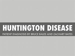 Huntington's Disease by Ailsa Beggs