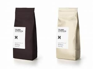 coffee label design vegan branding packaging designer With coffee bag label printer