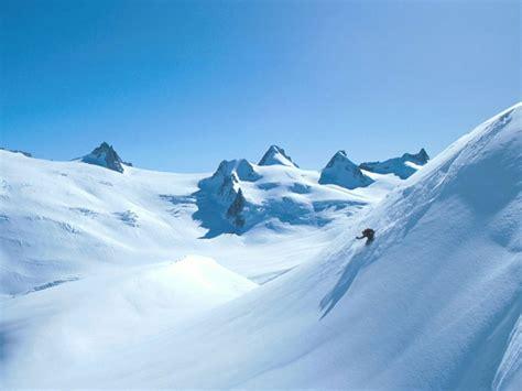 Skiing Background Rosanne Dorsey Skiing Background