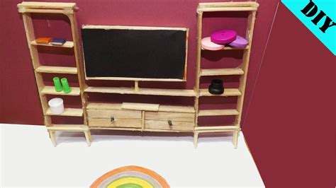 Diy Miniature Living Room