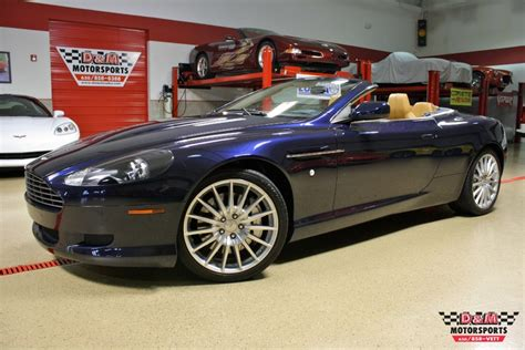 aston martin db volante stock   sale