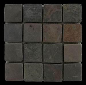 Mosaik Fliesen Anthrazit : schiefer mosaik fliesen ~ Orissabook.com Haus und Dekorationen
