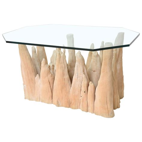 Cypress Knee Table L by Cypress Knee Table For Sale At 1stdibs