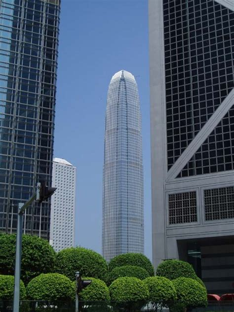 Hong Kong Buildings  Hk Architecture Earchitect