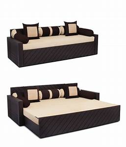 auspicious libford sofa cum bed with two cushions and five With sofa come bed amazon