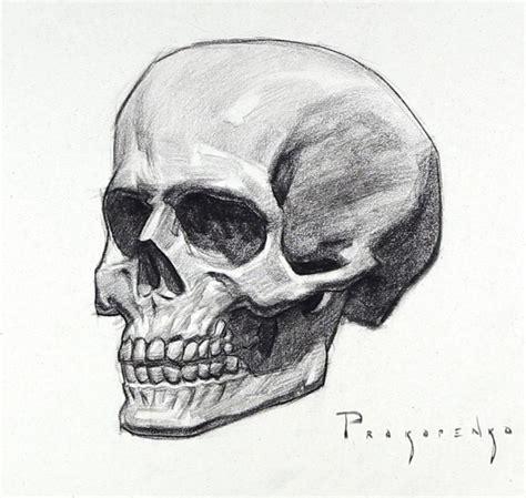 How Draw Skull Halloween Special Proko