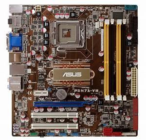 Manual Asus P5n7a-vm Motherboard