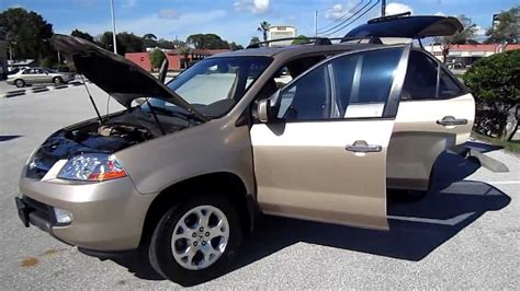 2001 Acura Mdx Reviews by Sold 2001 Acura Mdx Touring 4wd Meticulous Motors Inc For