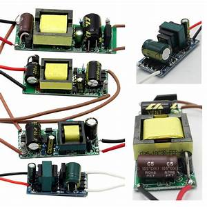 10w 20w 30w 50w 100w Constant Current Power Supply Led Driver Dc Led Chips Light