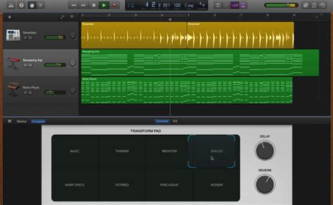 Garageband Track by Garageband Logic Could Be The Production Side Of Apple
