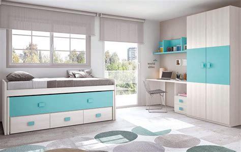 lit mezzanine avec canapé chambre enfant complete moderne coloré glicerio so nuit