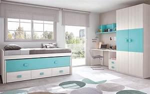 chambre enfant complete moderne colore glicerio so nuit With chambre bébé design avec livraison orchidees