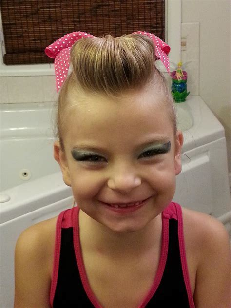 How to do the perfect Cheer Hair BUMP poof with ponytail
