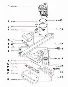 28 Dyson Dc41 Parts Diagram