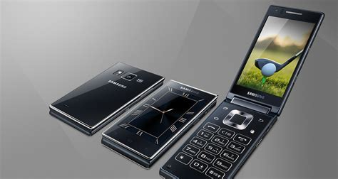 samsung launches  sm  clamshell phone