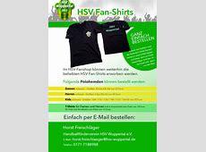 HSV Wuppertal Der Handballsportverein in Wuppertal