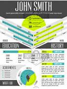 Infographic Resume Template Dreamcatcher Infographictemplates 25 Infographic Resume Templates Free Premium Collection Cv Template Resume Templates Infographic Resume Resume Ideas Resume Top 5 Infographic Resume Templates