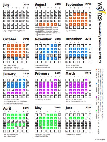 schedules calendars dayb day schedule