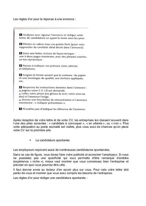 phrase accroche lettre motivation lettre de motivation 4 document