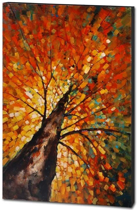 painting fall paintings images  pinterest paint