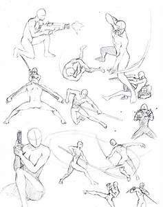 Action Poses 2 by shinsengumi77 on DeviantArt
