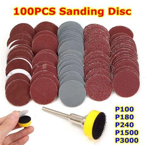 buy pcsset  sanding disc