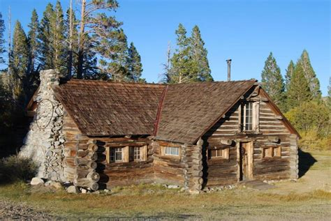 mammoth lakes cabins bodie ghost town historical buildings mono county