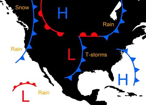 weather cold systems front pressure low wonder system wonderopolis forecast illustrations preview anticyclones