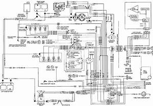 1983 Chevy Truck Wiring Diagram  With Images