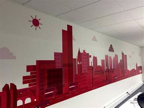 Wall Mural Ideas Office by Office Wall Painting Sar Wall Decors