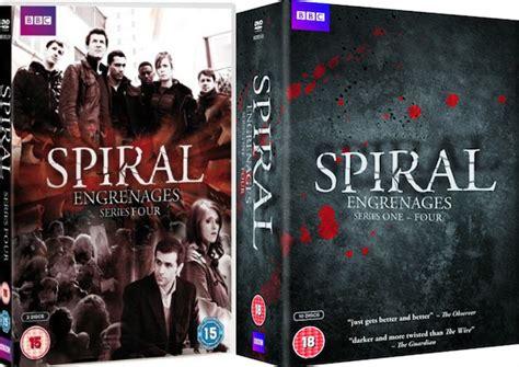 spiral season  uk dvd release date  cover
