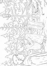 Narnia Coloring Chronicles Pages Fun Votes Printable sketch template