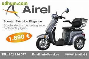 SCOOTER DESDE 695