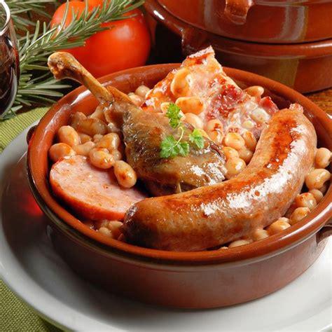 laurier de cuisine recette cassoulet de castelnaudary