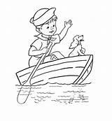 Coloring Boat Boats Printable Yacht Drawing Bestcoloringpagesforkids Getdrawings Getcolorings Elegant Speedboat 출처 Colorings Cool sketch template