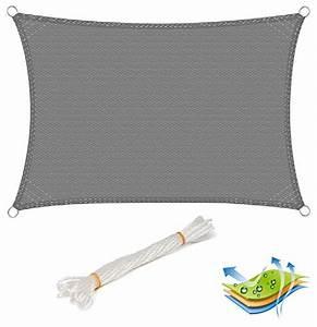 Sonnensegel Rechteckig 2x3m : sonnensegel schatten f r hei e gartentage garten themenguide ~ Buech-reservation.com Haus und Dekorationen