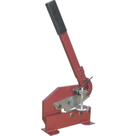 northern industrial tools sheet metal shear 12in throat depth metal shears northern tool