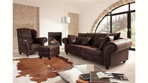home affaire big sofa king george naturloft