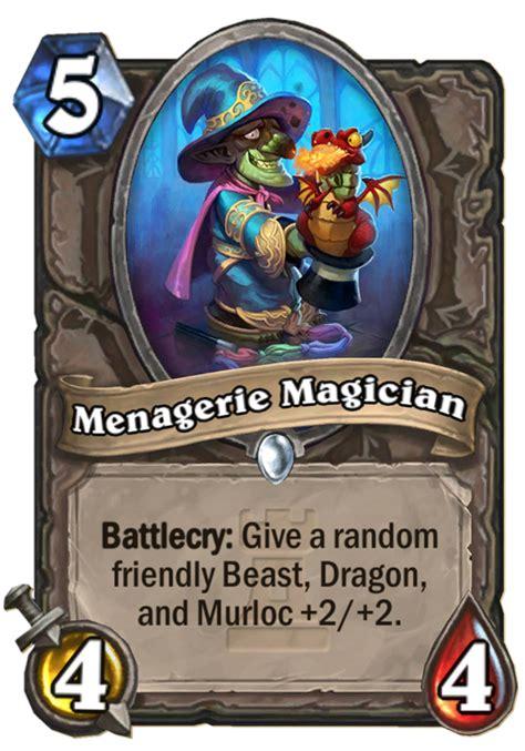 Hearthstone Beginner Shaman Deck by Menagerie Magician Hearthstone Card